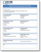 Communications Plan Checklist