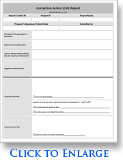 Corrective Action Plan Templates to Download for Free