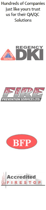 Fire Protection, Fireproofing, Firestop Customers