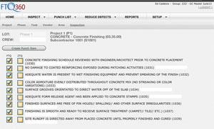 FTQ360 Mobile Web Inspection Checklist Thumbnail Image