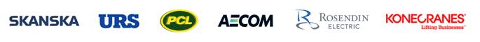 Quality Control Plan Customer Logos