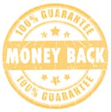 100% money-back guarantee