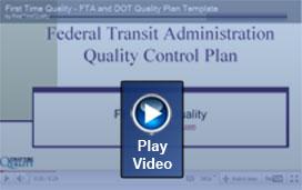 FTA-DOT Video Overview