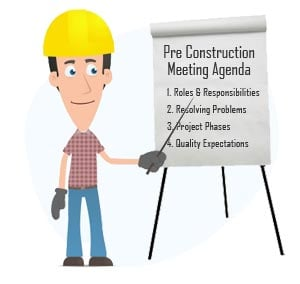 How Successful Are Your Pre Construction Meetings The 5 Key Areas You Need To Cover