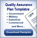 Construction Assurance Plan for construction