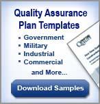 Construction Assurance Plan for construction