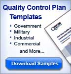 Construction qa/qc plan template sample