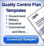 Construction qa/qc plan templates