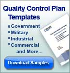 Download Quality Control Plan Sample
