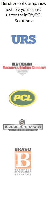 roofing customer logos