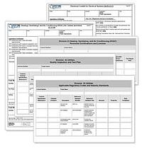 construction quality assurance and quality control document samples