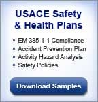Download USACE Safety & Health Plan Sample