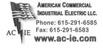 american commercial industrial electric logo webready