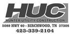 Hunter Utility Construction1