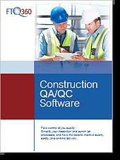 FTQ360 Inspection & Punchlist Software Brochure